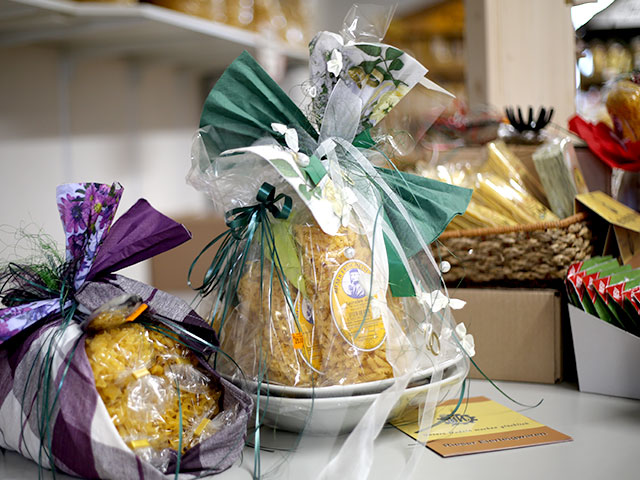 Rieser Nudelgeschenke in Nördlingen